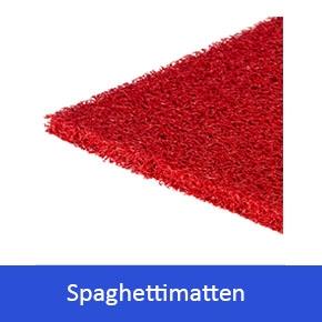 Spaghetti-matten